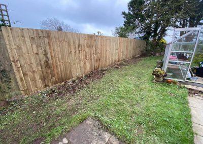 fencing plympton