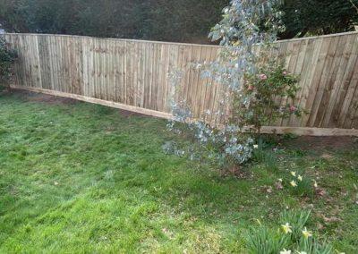 close board fencing tavistock