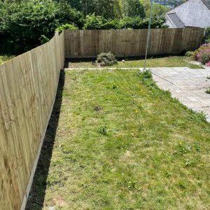 fencing in newton ferrers