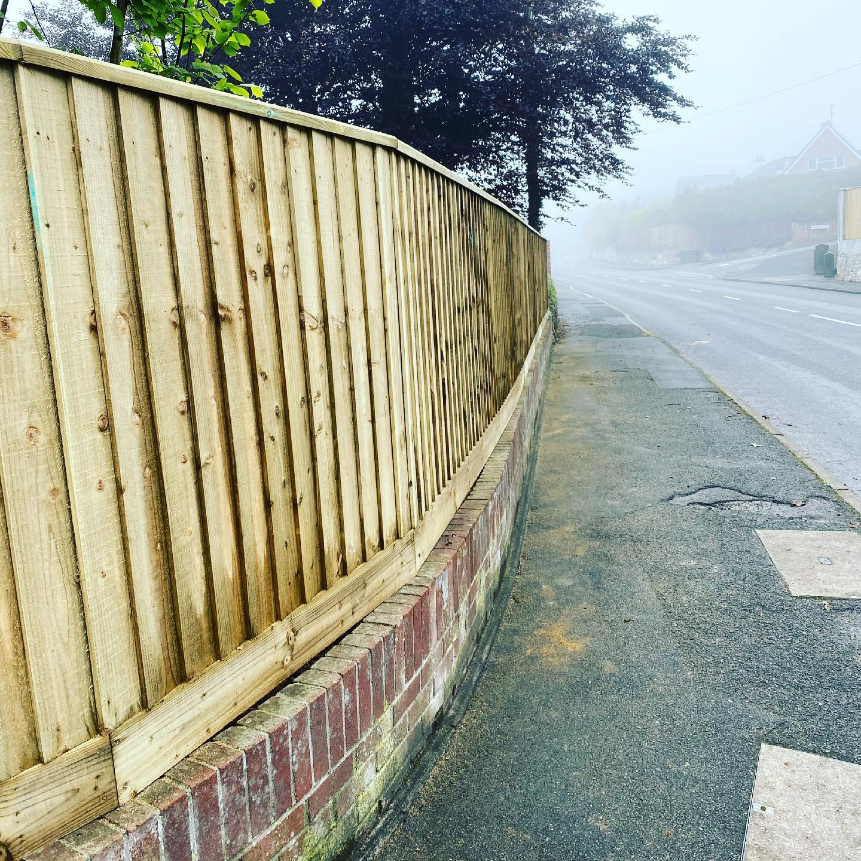 fencing salcombe