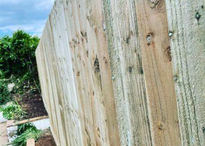 fencing princetown
